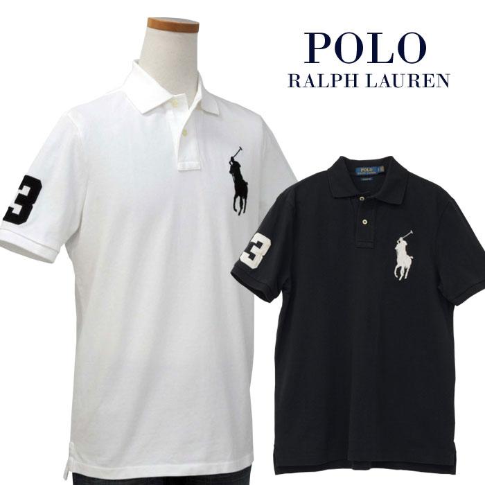【全商品10%OFFクーポン】POLO Ralph Lauren Men'sビッグポニー半袖鹿の子ポロシャツ【2019-Spring/NewColor】クラシックフィットXL,大きいサイズ【送料無料】