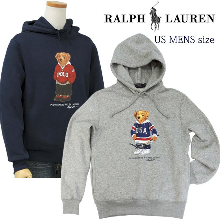 POLO by Ralph Lauren Men'sポロベアーパーカー【2020/NewModel】【ポロベアーパーカー】【送料無料】