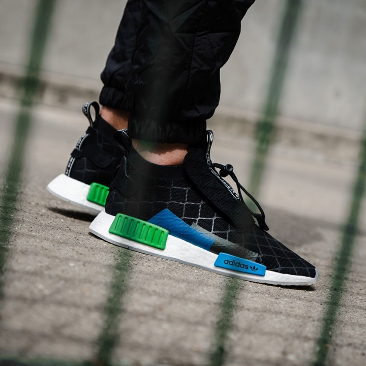 815b48f967ff1 ADIDAS X MITA SNEAKERS   Adidas X Mita sneakers sneakers NMD TS1 PK MITA    nomad prime knit BC0333 black