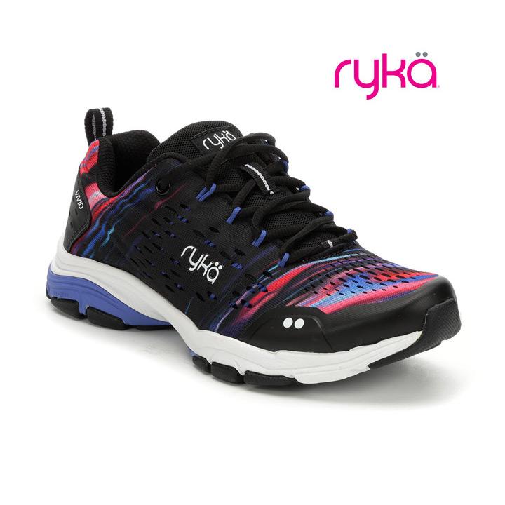 RYKA / ライカ フィットネスシューズ VIVID RZX / ビビッド アールゼットエックス F8130M-2003 ブラックマルチ