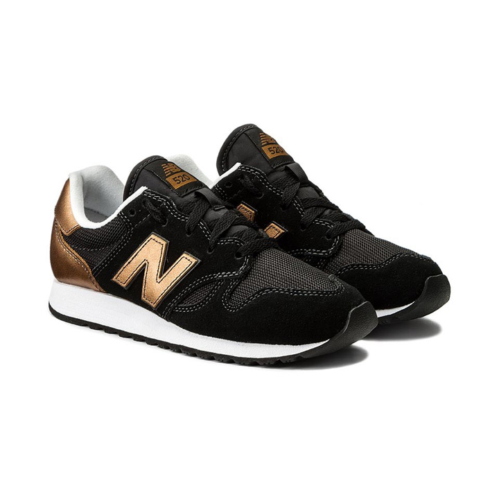 4a2a67ef55f2 Cheek by Jowl  NEW BALANCE   New Balance sneakers WL520SNC black X ...
