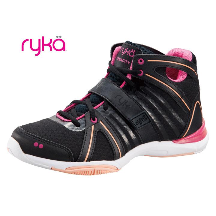 RYKA / ライカ フィットネスシューズ TENACITY / テナシティー C8149M-1002 ブラック×ピンク