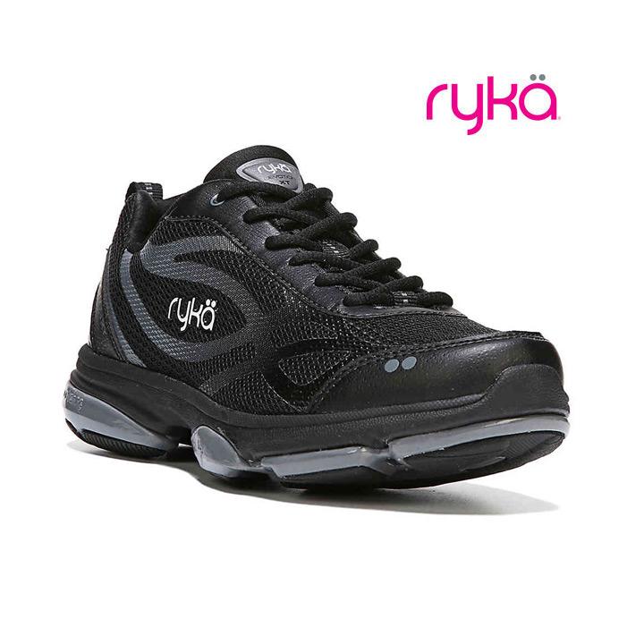 RYKA / ライカ フィットネスシューズ DEVOTION XT / ディボーション エックスティー F0180M-1001 ブラック×グレー