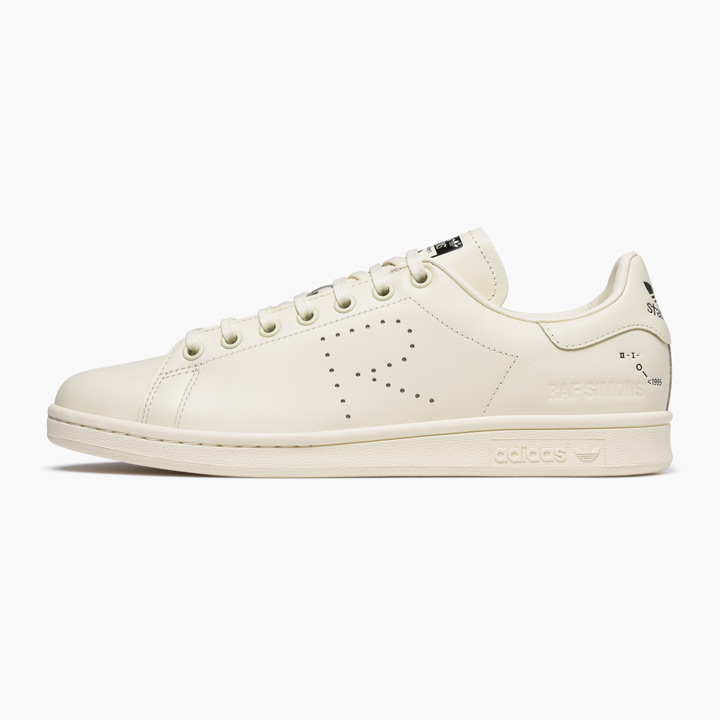new arrival e90aa 51b0e ADIDAS X Raf Simons / Adidas X rough Simmons sneakers STAN SMITH / Stan  Smith F34256 cream white