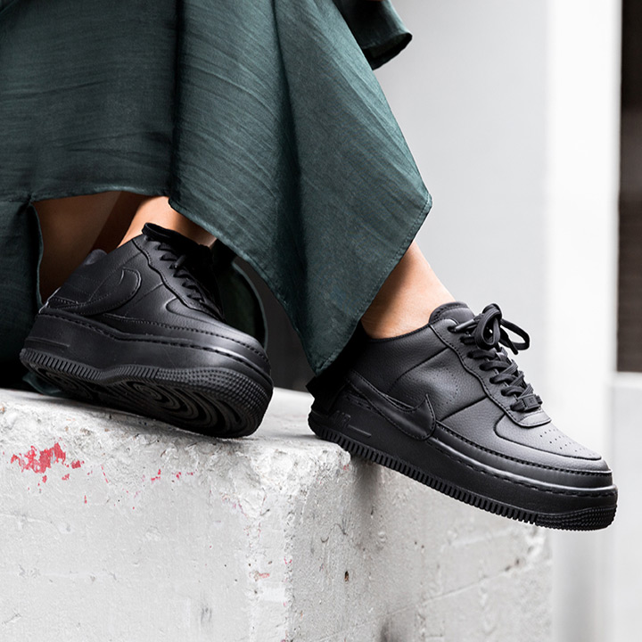 Nike Air Force 1 Jester XX Zwart | AO1220 001