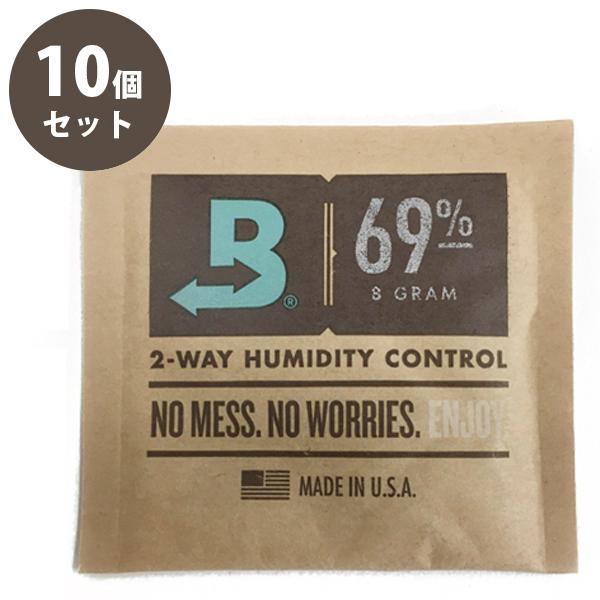 楽天市場】【送料無料】 タバコ用 保湿剤 ボベダ ヒュミディパック69 ...