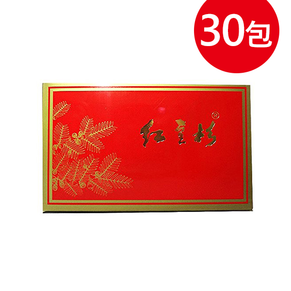【送料無料】 紅豆杉茶 2g×30袋 ティーパック ノンカフェイン 保存料無添加 健康茶 こうとうすぎちゃ