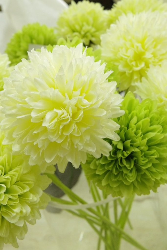 cheerful | rakuten global market: artificial flowers mum mum