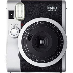 (フィルム100枚セット)富士フイルム インスタントカメラチェキ instax mini 90 ネオクラシック フィルム100枚付