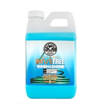 カーシャンプー:Rinse Free Wash and Shine 1gallon