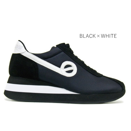 NO NAME (no name) SPEED JOG NYLON heel sneakers SPEED-00101