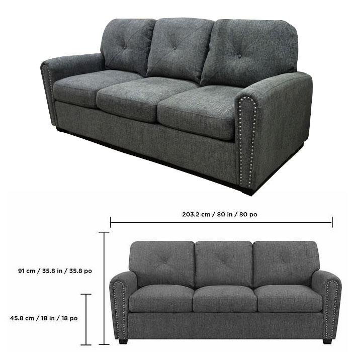 cherrybell_kitchen: Take two sofa bed TUCKER orthodox school United ...