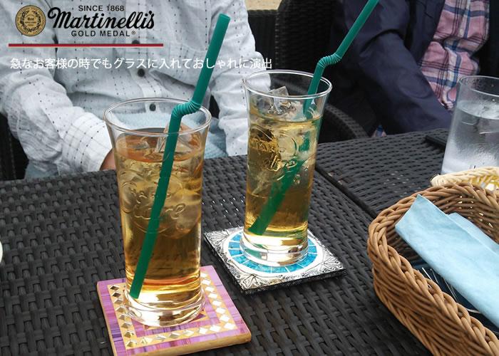 애플 주스 マルティネリ 사과 주스 병 들 100% 296ml× 24 개의 스트레이트