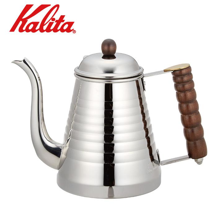 カリタ Kalita ウェーブポット ドリップ式ポッド 1000ml 1L コーヒーポッド ドリップコーヒー
