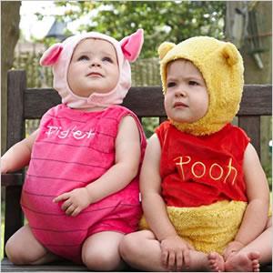 fee8bc84a58db ... Disney Disney's Piglet's big baby costume baby clothing costume cosplay  cute baby boys girls United Kingdom ...