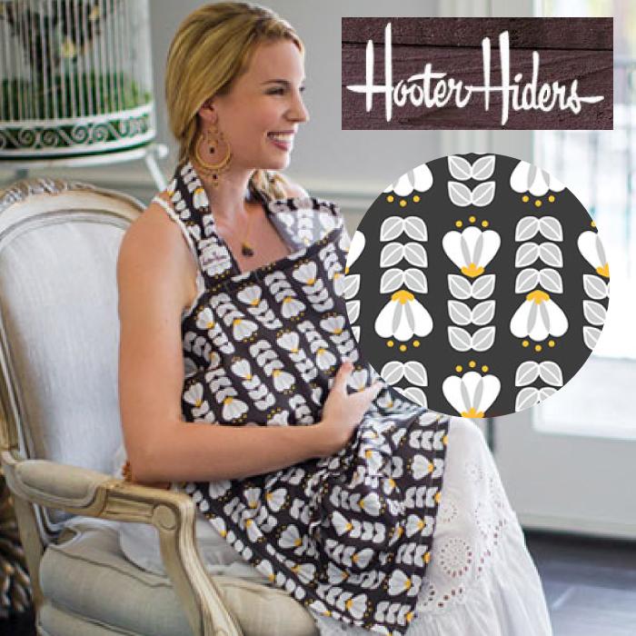 Verbena Hooter Hiders Nursing Cover