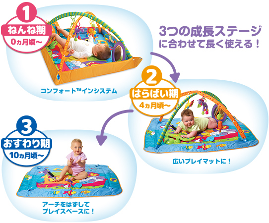 Cherrybell Tinylove タイニーラブ Jiminy Total Playground