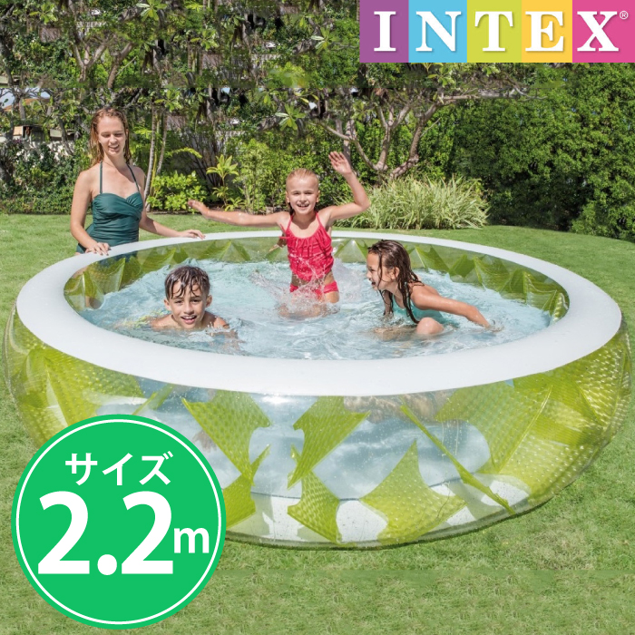 Intex Pool Vinyl Pinwheel 229 Cm Lounge Cushions With Proposal Kids Children S Home For Pools