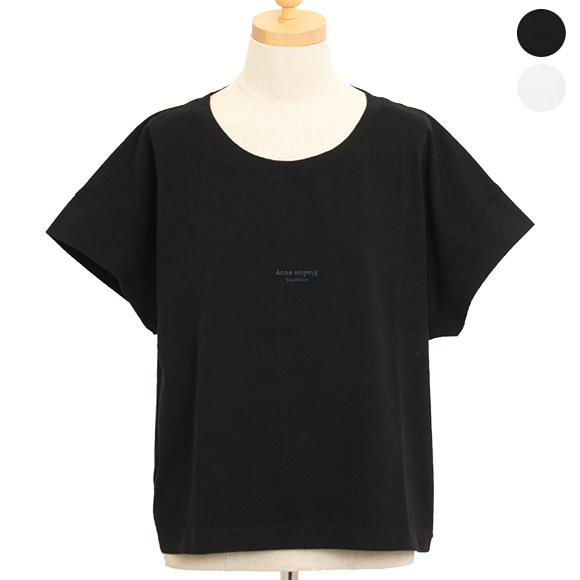 アクネ ストゥディオズ ACNE STUDIOS レディース Tシャツ TOHNEK 15C181 [全2色]