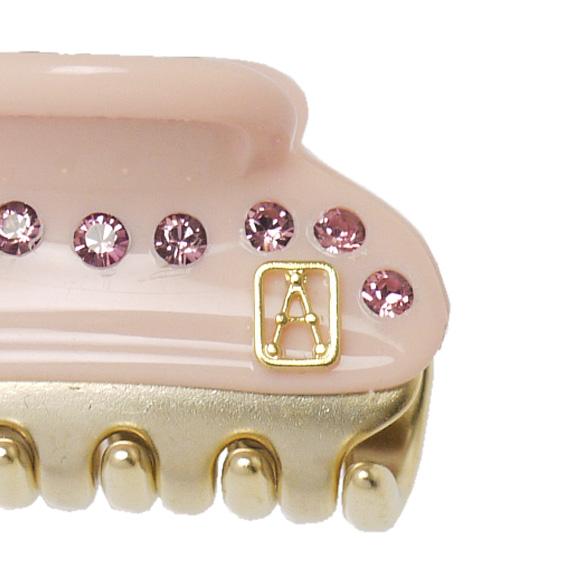 亚力山大巴黎亚历山大 · 德德发夹夹旺多姆婴儿尺寸 [销旺多姆宝贝,柔和的粉红色投诉-12831-03 Q8 粉红色