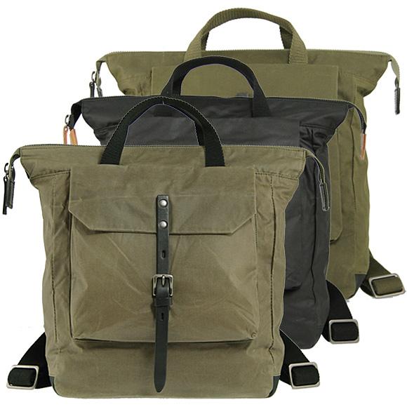 盟友 CAPELLINO / Caprino 袋糯 [糯] 2 种方式是背包弗朗西丝 [Francis] 2 颜色