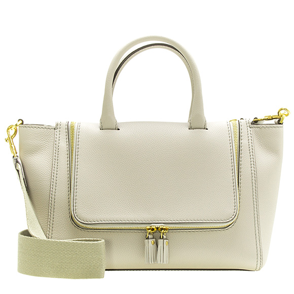7c3730a96a アニヤハインドマーチ ANYA HINDMARCH bag lady 2WAY hand / shoulder bag steam beige  SMALL VERE ...