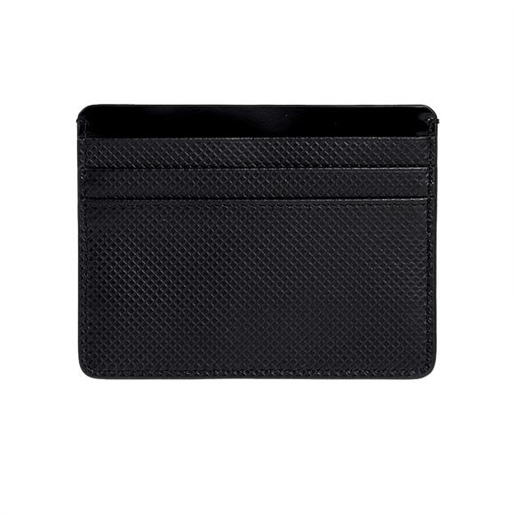 조르지오 알마니 GIORGIO ARMANI 맨즈 카드상자 블랙 CARD HOLDER Y2R255 YKH9K 80001 BLACK