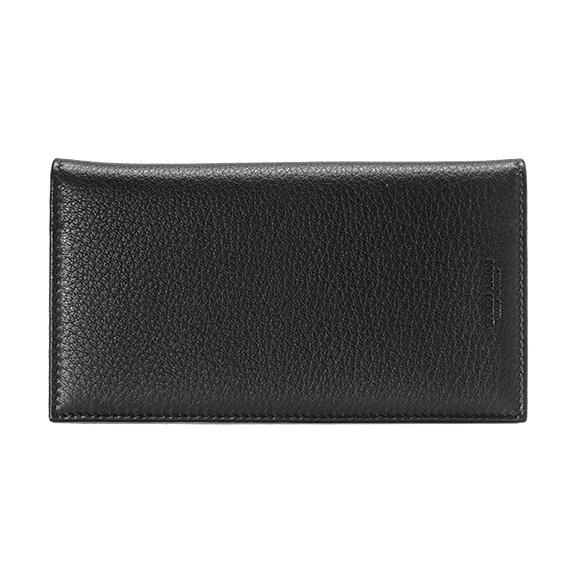 ジョルジオアルマーニ GIORGIO ARMANI メンズ 長財布(小銭入れ付) ブラック 黒 BI-FOLD WALLET Y2R111 YDH4J 80001 BLACK