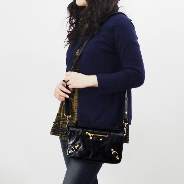 Balenciaga Classic Tool Kit Crossbody Bag