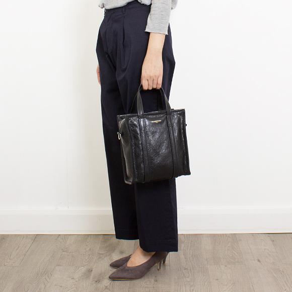 Balenciaga Bazar Leather Shopper XS AJ Tote Bag 5lNeIzHrav