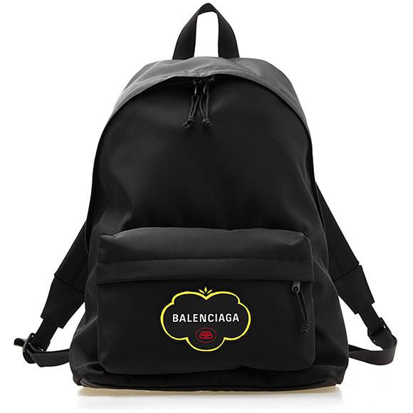 バレンシアガ BALENCIAGA バッグ メンズ バックパック(リュック) ブラック EXPLORER BACKPACK 503221 9WBG5 1000 BLACK