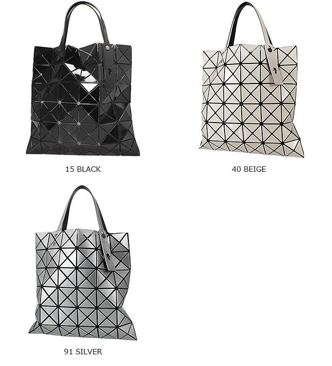 80fc9261aec1 バオバオイッセイミヤケ BAOBAO ISSEY MIYAKE bag tote bag LUCENT BASIC  Lucent basic   BB86 AG053  all three colors