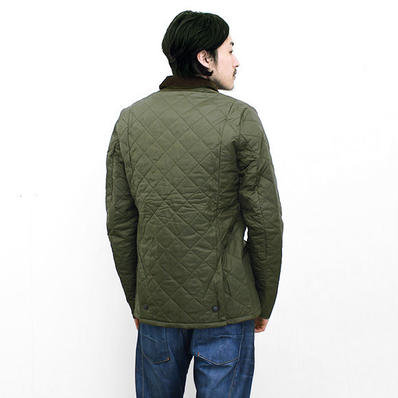 Barber BARBOUR outerwear mens Quilted Jacket olive HERITAGE LIDDESDALE  QUILTED JACKET MQU0240 OL71 OLIVE e8496871e