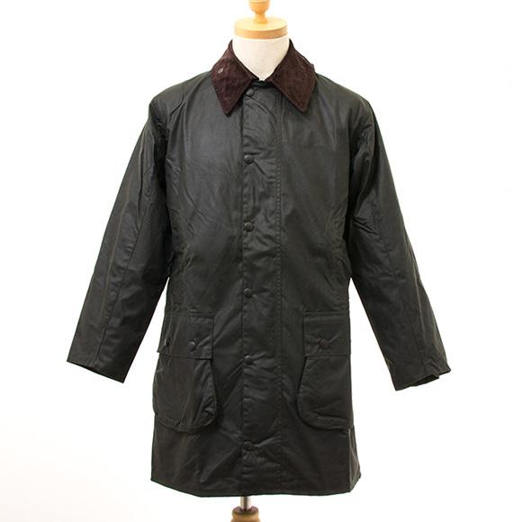 バブアー BARBOUR メンズ ジャケット セージグリーン BORDER WAX JACKET [ボーダーワックスジャケット] MWX0008 SG91 SAGE【英国】