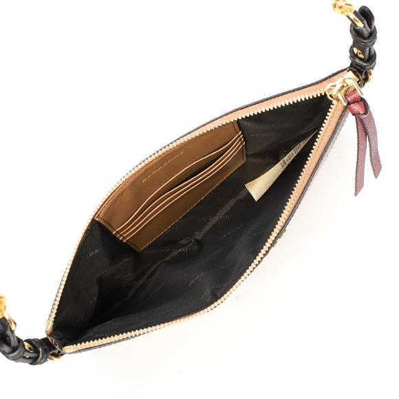 Burberry BURBERRY bag lady shoulder bag Haymarket check PEYTON 4059654  HUS:AAQVP C26580 BRIGHT TOFFEE/ MULTI