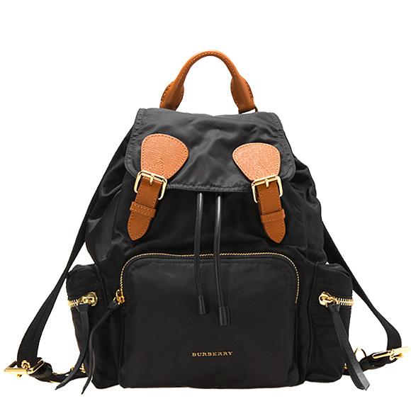 Burberry BURBERRY bag lady rucksack backpack black black MD RUCKSACK  4016622 QYL ABWLN 00100 BLACK d73c7a0dedb02