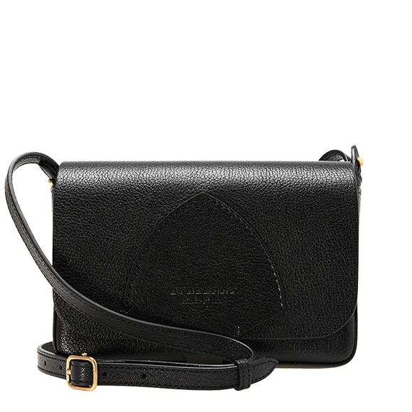 da5c38a5 Burberry BURBERRY bag lady shoulder bag black black HAMPSHIRE 4073411  GL5:ACGPE 00100 BLACK ...