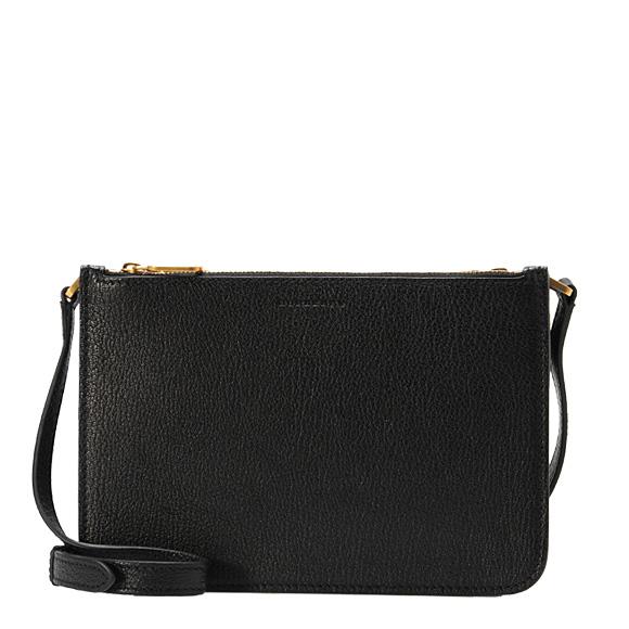 dfb0696a Burberry BURBERRY bag lady shoulder bag black black PENHURST 4075029  ZGD:ACGPE 00100 BLACK ...