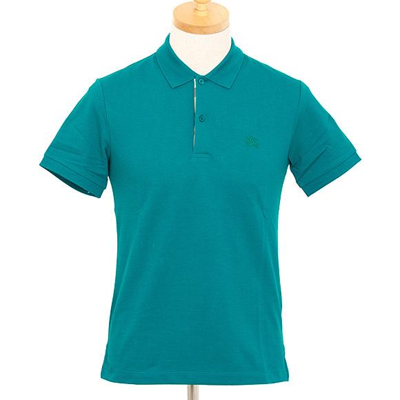 17539eba ChelseaGardensUK: Burberry BURBERRY men polo shirt pine green OXFORD ...