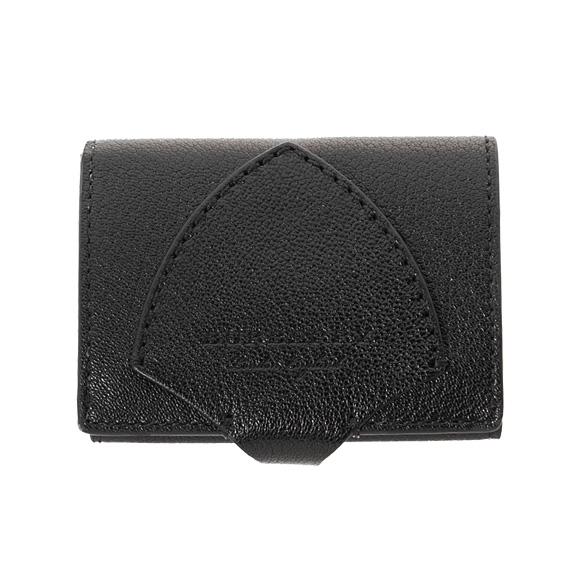 バーバリー BURBERRY 財布 レディース 二つ折り財布 ミニ財布 ブラック 黒 SM HARLOW 4073407 GL5:ACGPE 00100 BLACK 【英国】