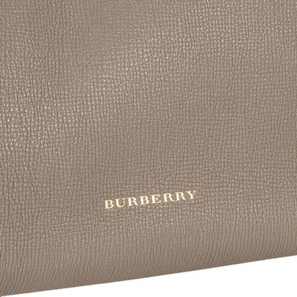 博柏利BURBERRY包女士大手提包A4 SM CANTERBURY[小慢跑]石灰石4020285 HHL:ABMVV 53150 THISTLE GREY