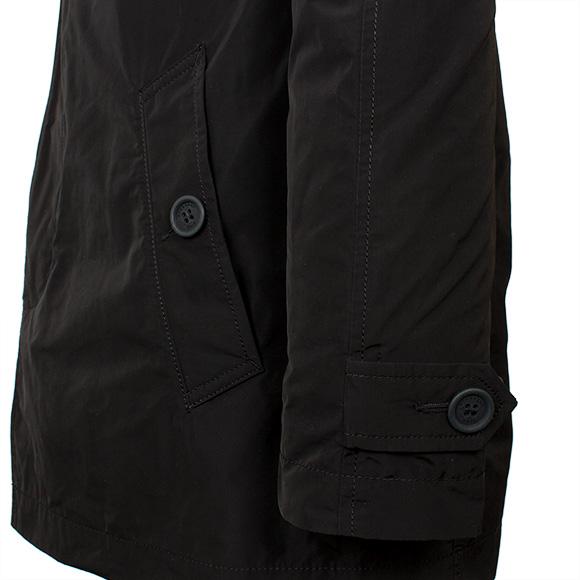 바바리 BURBERRY 맨즈 방수복 코트 BRADBURN W블랙 3956449 GBTM 00100 BLACK