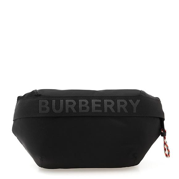 バーバリー BURBERRY バッグ メンズ ウエストバッグ ブラック 黒 MD SONNY 8010144 NB0:110985 A1189 BLACK【英国】