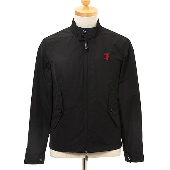 バーバリー BURBERRY メンズ ジャケット ブラック 黒 LINCOLNSHIRE 8014366 GBTM A1189 BLACK【英国】