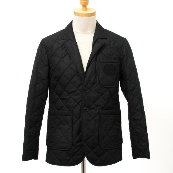 バーバリー BURBERRY メンズ キルティングジャケット ブラック CLIFTON 8004050 ACHBC A1189 BLACK【英国】