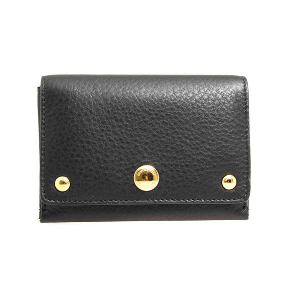 バーバリー BURBERRY 財布 レディース 二つ折り財布 ブラック JADE N 8011913 YSB:ACBGX A1189 BLACK【英国】