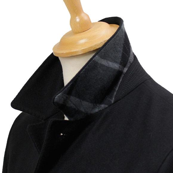 버 버 리 BURBERRY 남성 싱글 코트 블랙 CARLSON 3877748 AANPK 00100 BLACK