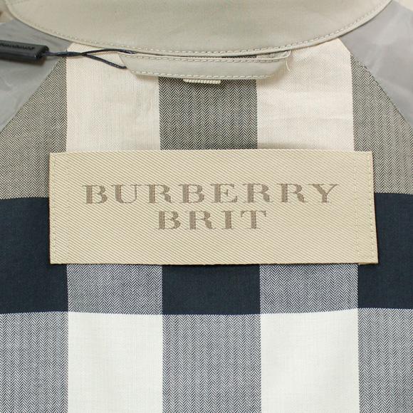BURBERRY/바바리 맨즈 싱글 코트 베이지 N LANGLEY FL 3790721 EBSF 25200 TAUPE BURBERRY BRIT바-바리-바바리
