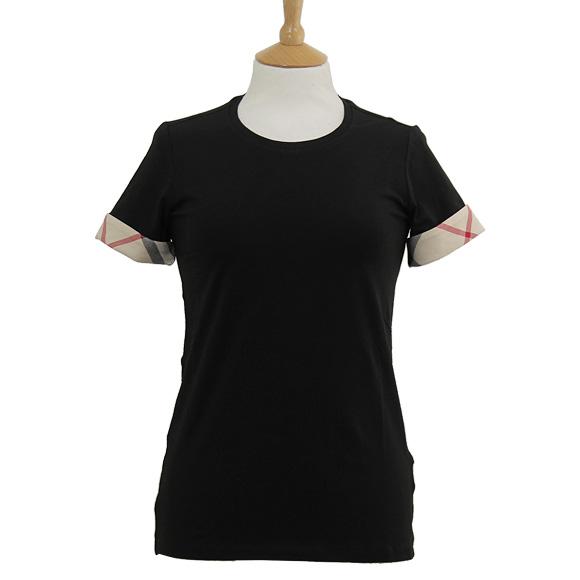 black burberry t shirt