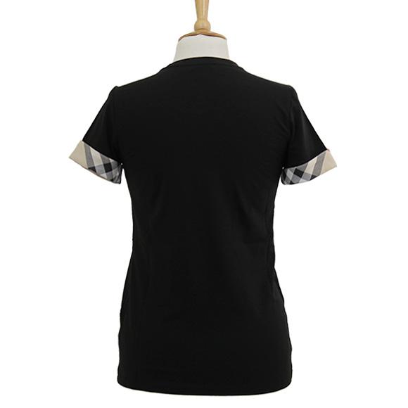 Black Burberry Shirt